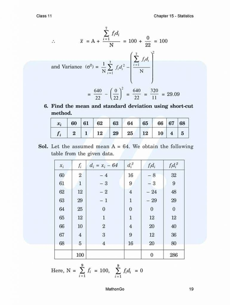 NCERT Solutions for Class 11 Maths Chapter 15 Ex 15.2 ...