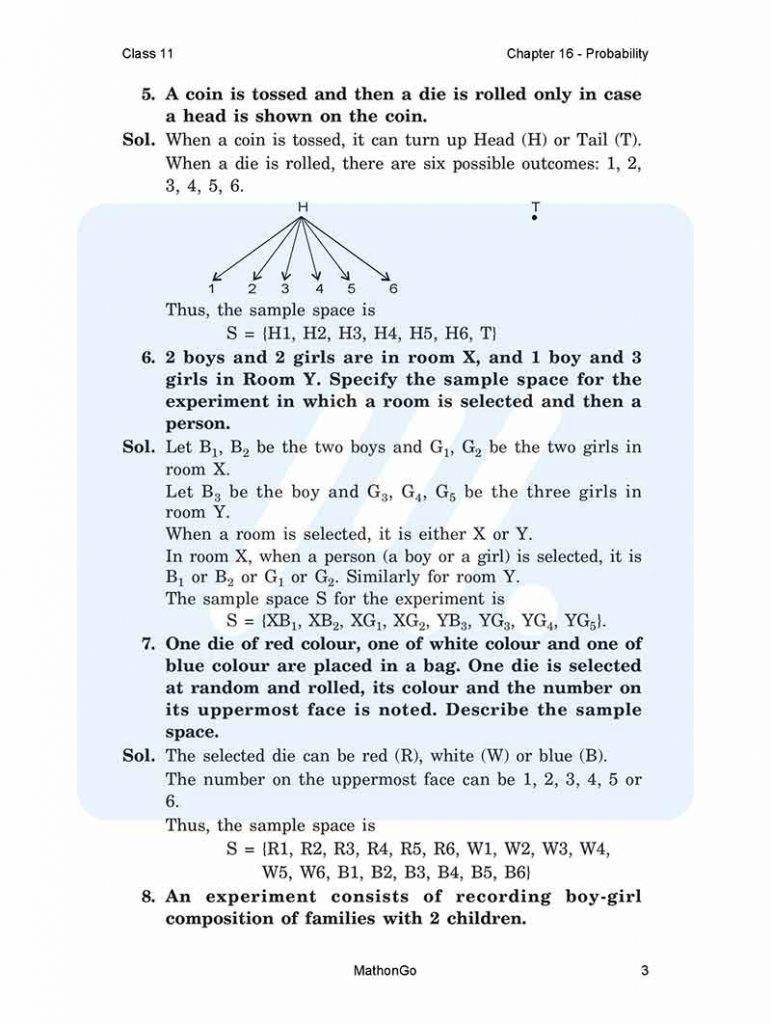 Chapter 16 - Probability