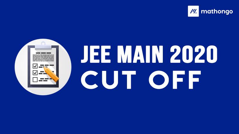 JEE Main Cutoff