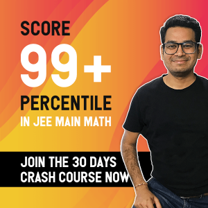 30 Days Crash Course for JEE Main