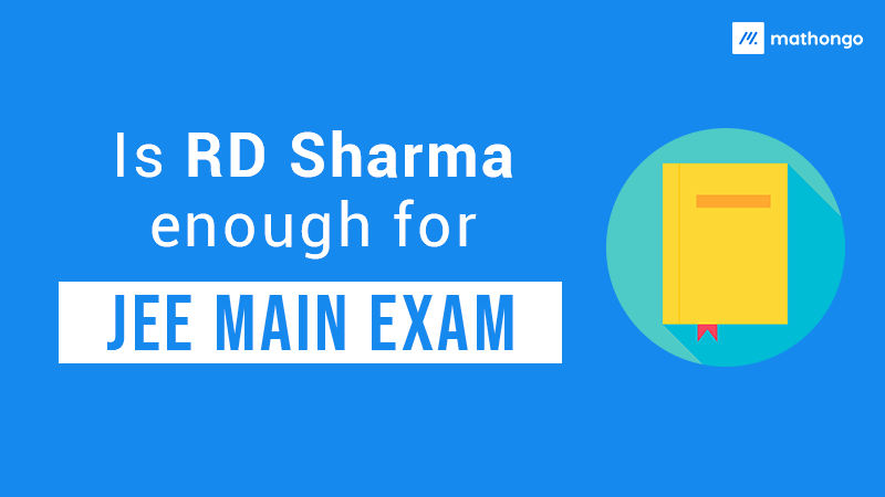 RD Sharma for IIT JEE