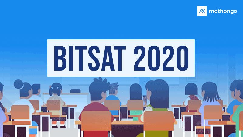 BITSAT 2020