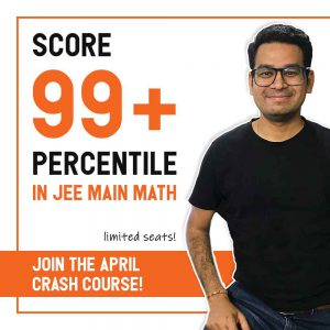 JEE Main 2020 April Crash Course