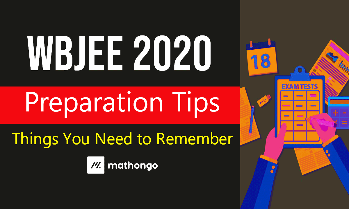 WBJEE Preparation Tips