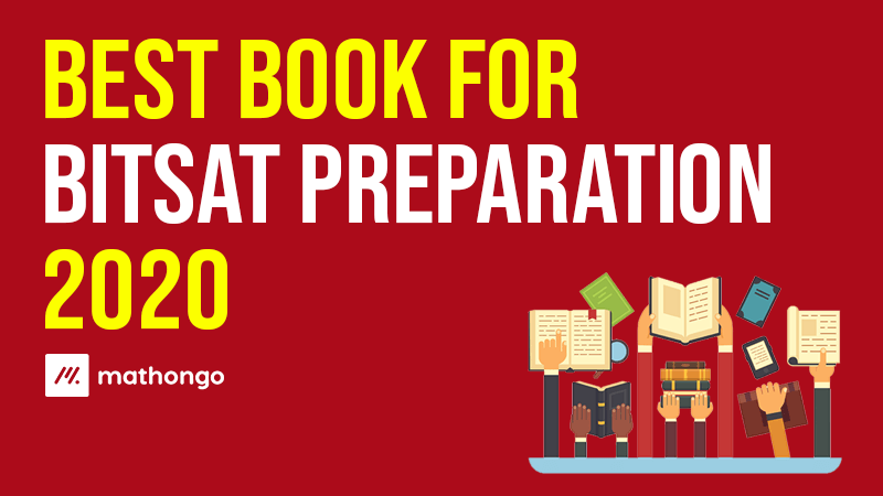 Best Book for Bitsat Preparation 2020